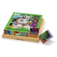 Cuburi Puzzle Noul Testament