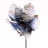 Decoratiune Craciun albastru-alb
