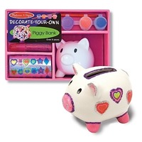 Decoreaza pusculita purcelus Melissa and Doug