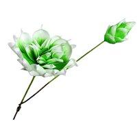 Floare de lotus verde neon