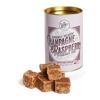 Fudge cu sampanie si zmeura Mr Stanley 150gr