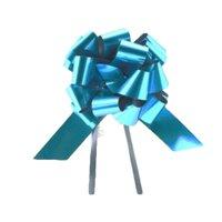 Funda cadou Strip Glossy Albastru royal 31mm