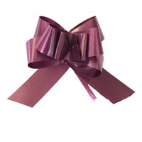 Funda pentru cadou  Flower E-line Bordeaux 31mm