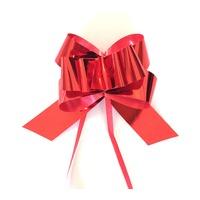 Funda pentru cadouri Flower Glossy Rosu 31mm