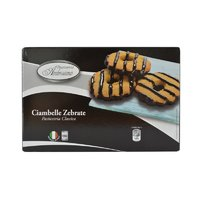 Fursecuri cu glazura ciocolata Ambrosiana