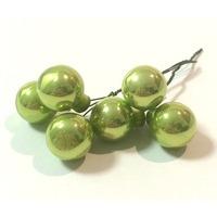 Globulete decorative verzi