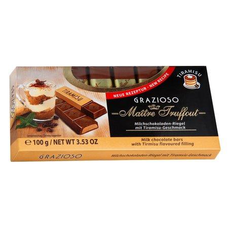 Grazioso ciocolata lapte cu crema tiramisu