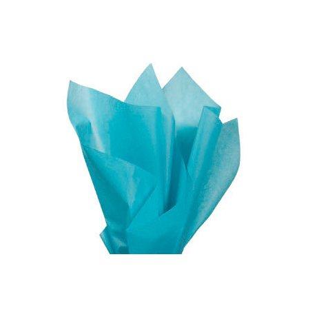 Hartie de matase Bright Turquoise