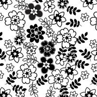 Hartie de matase Retro Floral