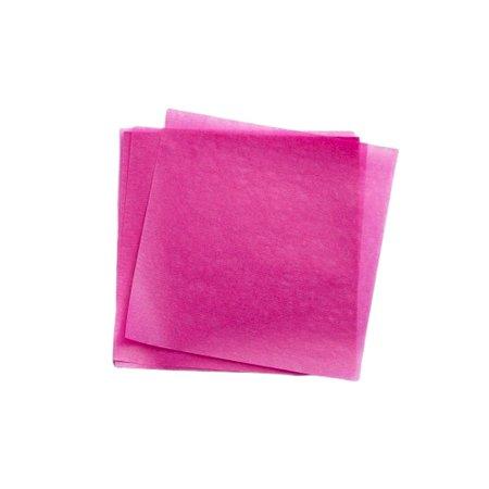 Hartie cerata Dark Pink