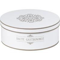 Cutie cadou rotunda Haute Gastronomie