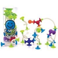 Joc de constructie Squigz Flexi Set - Fat Brain Toys