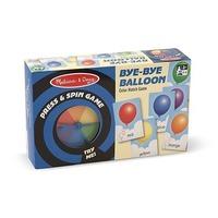 Joc pentru invatarea culorilor La revedere balonasule Melissa and Doug