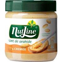Nutline Unt de arahide Cremos 350g