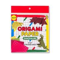 Origami dinozauri  Alex Toys