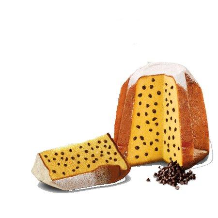 Pandoro cu crema ciocolata Melegatti