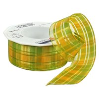 Panglica sarmata Palermo Galben-Verde 40mm