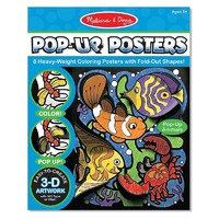 Postere 3D Animale Melissa and Doug
