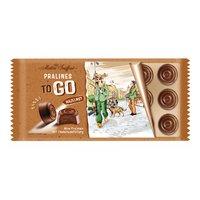 Praline ciocolata crema alune Maitre Truffout