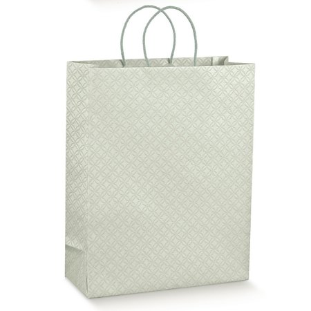 Punga cadou cu manere textile