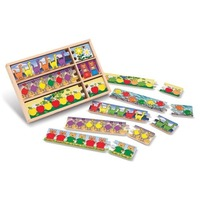 Puzzle secvential Ce urmeaza? Melissa and Doug