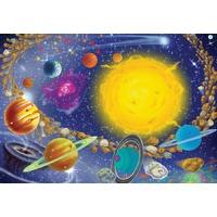 Puzzle Sistemul Solar Melissa and Doug 100 piese