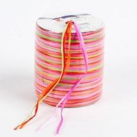 Rafie multicolora Rafia Multi Roz
