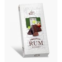 Rum dessert