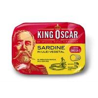 Sardine baltice in ulei - King Oscar 110g