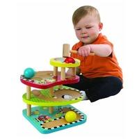 Serpentina cu bile pentru bebelusi Alex Toys