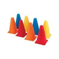 Set 8 conuri din plastic