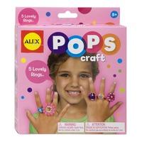 Set creatie inele Alex Toys