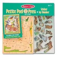 Set creatie Mozaic pe numere Pisicute