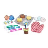 Set de joaca Decoreaza briosele Melissa and Doug