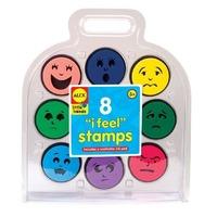 Set stampile Sentimente Alex Toys