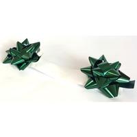 Sigiliu autoadeziv pentru punga cadou Verde 15mm