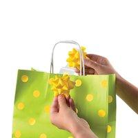 Sigiliu autoadeziv pentru punga cadou