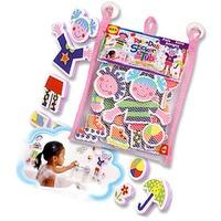 Stickere pentru baie Prieteni la joaca  Alex Toys