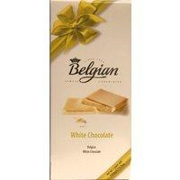 Tableta de ciocolata alba Belgian
