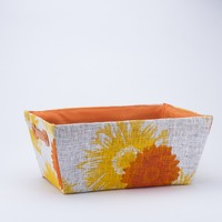 Tavita material textil flori