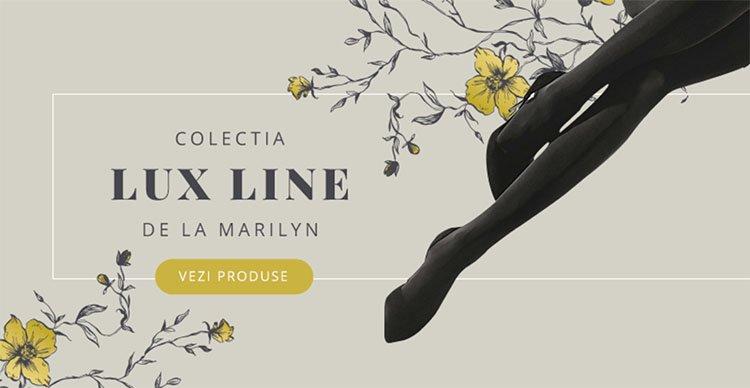 Ciorapi Lux Line Marilyn