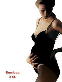 Ciorapi bumbac pentru gravide Marilyn Big Mama 120 den