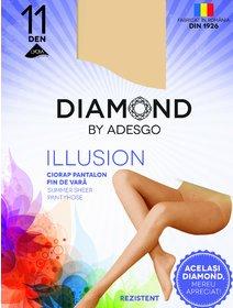 Ciorapi fara intarituri Diamond Illusion 11 den