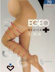Ciorapi compresivi gravide Egeo Medica 70 den