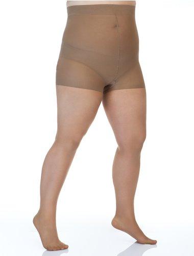 Ciorapi compresivi marimi mari (pentru solduri 140-170 cm) Lida 114 30 den