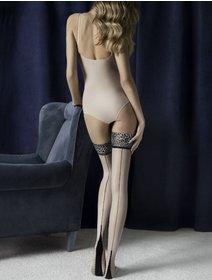 Ciorapi cu banda adeziva Fiore Lust 20 den