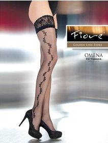 Ciorapi cu banda adeziva Fiore Omena 20 den