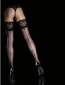Ciorapi cu banda adeziva Fiore Leyla 20 den