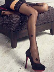 Ciorapi cu banda adeziva Marilyn Patrizia Gucci G07 20 den