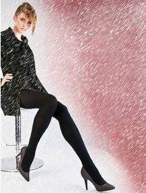Ciorapi lana si acril cu chilot neintarit Lores Lola 100 den